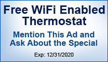 Free Thermostat Offer
